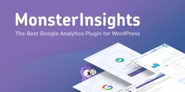 MonsterInsights art - WordPress plugin.