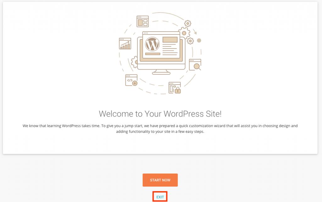 SiteGround welkom op je WordPress site.