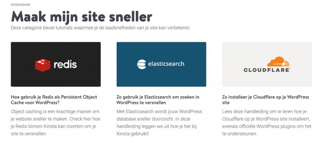 Kinsta knowledge bank.